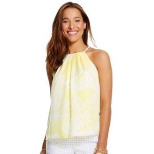 Lily Pulitzer Pineapple Punch Tank Cami- Medium